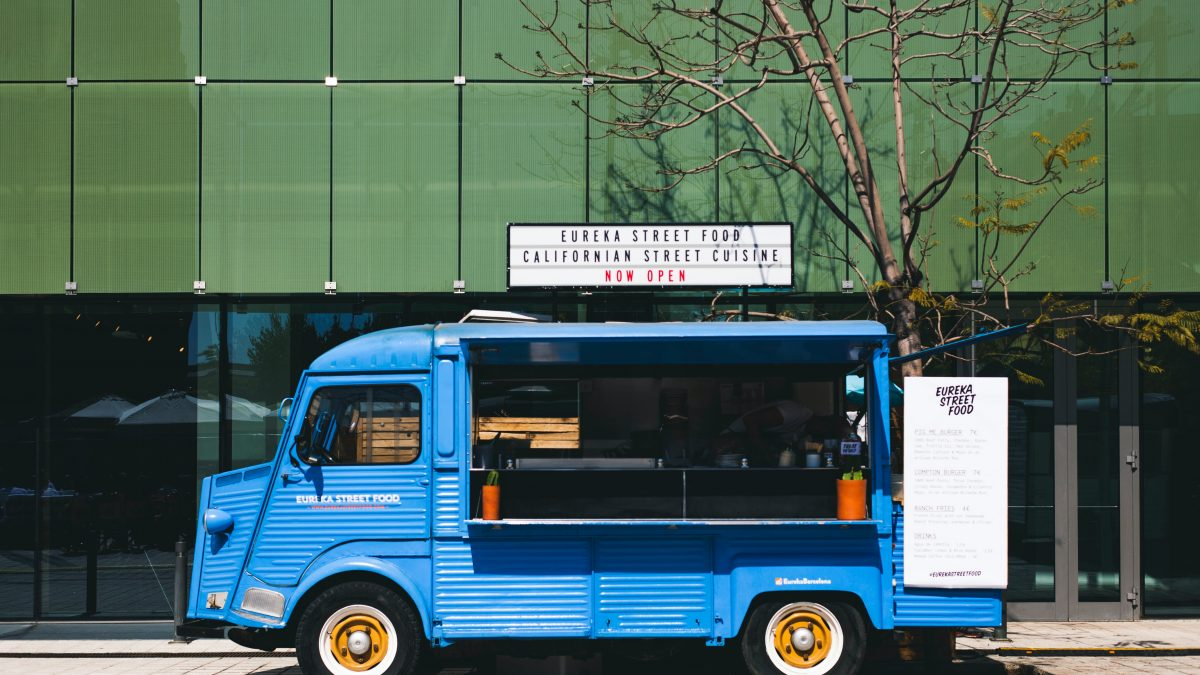 Foodtrucks huren